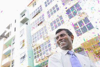 Мальдивы фото – Мухамед Нашид