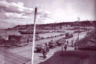 Нижний Новгород фото– переправа через Волгу