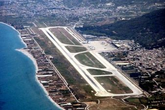 Родос фото– аэропорт