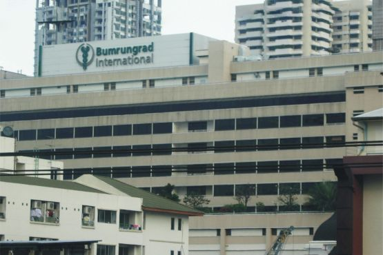 Бангкок фото– Клиника Bumrungrad International Hospital