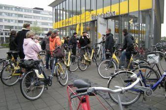 Станция по прокату велосипедов