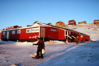 Гренландия фото– супермаркет