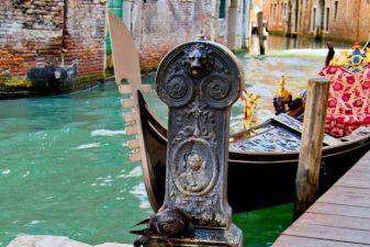 Питьевой фонтан в Венеции