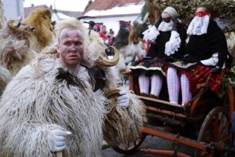 На фестивале в Венгрии
