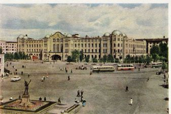 Самара фото– Город в Советское время