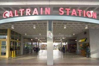 Caltrain Station в Сан-Франциско