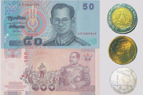 Тайланд фото – Деньги Тайланда