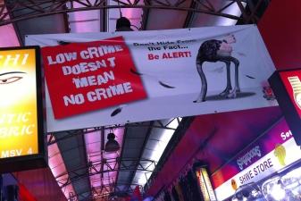 Низкий уровень преступности не означает ее отсутствия