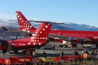 Гренландия фото – Аэропорт Кангерлуссуак