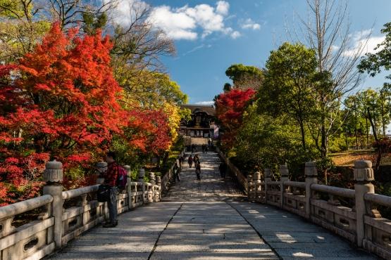 Ранняя осень в Японии
