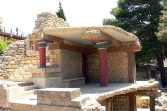 История Греции – Кносский дворец