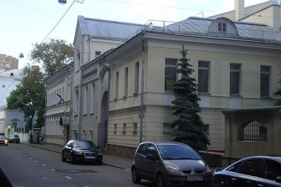 Посольство Камбоджи в России