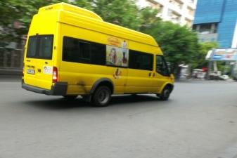Маршрутка в Тбилиси
