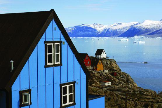 Гренландия фото– Ууманнак