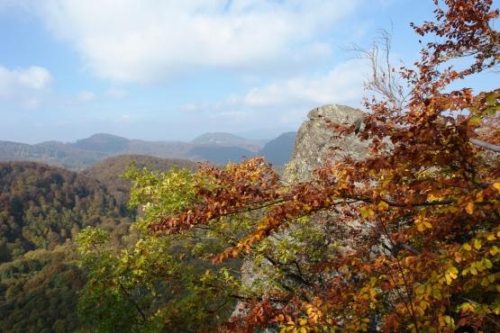 Осень в горах Румынии
