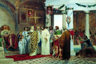 Россия фото– Крещение Руси