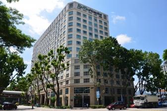Госпиталь в Сингапуре