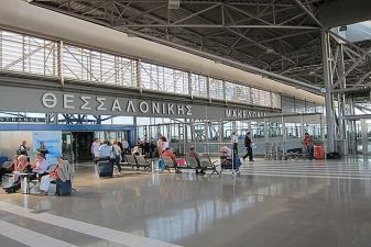 Салоники фото– аэропорт