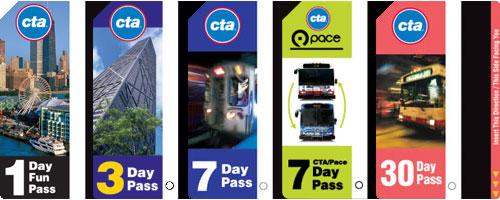 Многоразовые билеты на траспорт
