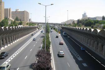 Дороги в Израиле
