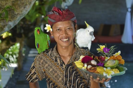 Традиционное индонезийское гостеприимство
