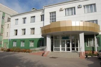Городская больница в Казахстане