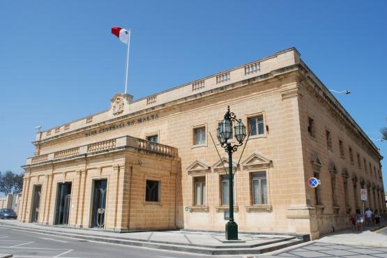 Главное здание Центрального банка Мальты
