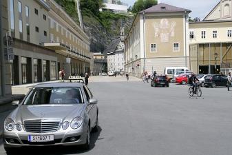 Такси в Зальцбурге