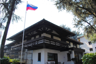 Посольство России в Милане