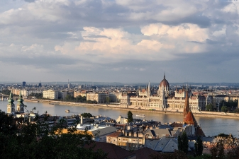 Лето в Венгрии