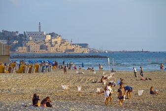 Лето в Тель-Авиве