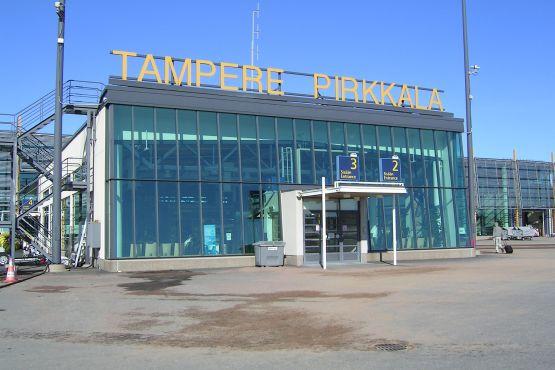 Финляндия фото – Аэропорт Тампере