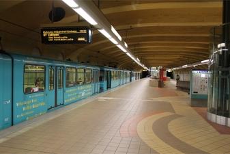 Франкфуртское метро