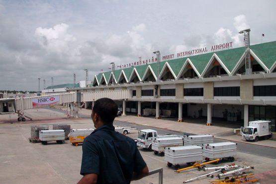 Тайланд фото – Аэропорт Пхукета