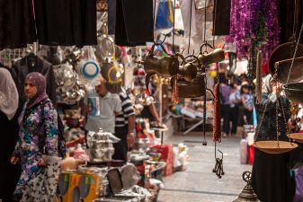 Арабский рынок в Израиле