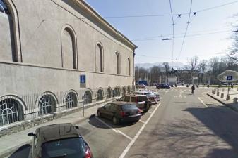 Парковка в Швейцарии