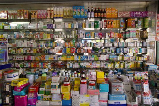 Пхукет фото– Аптека на Пхукете