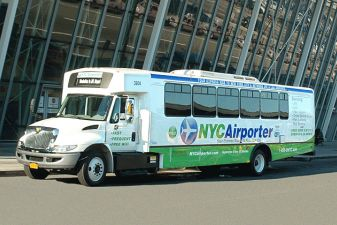 Автобус от аэропорта John F. Kennedy International Airport