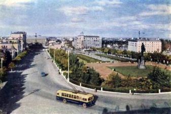 Нижний Новгород фото– город в советское время