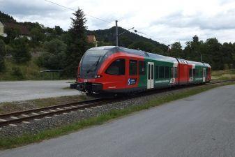 Скоростной городской поезд