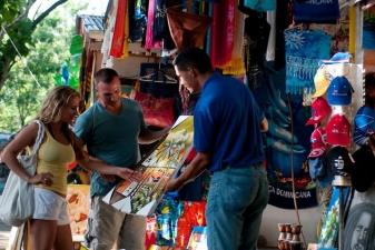 Покупки в Доминикане