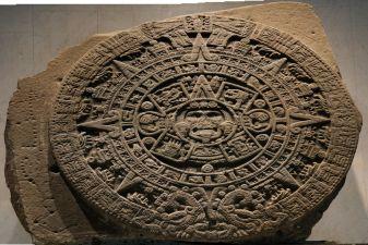 Мексика фото– Календарь ацтеков