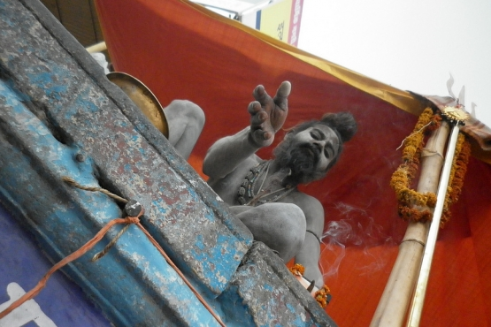 В Индии бакшишу рад любой