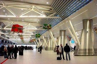 Болгария фото – Аэропорт в Софии
