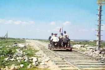 Карелия фото – Первая железная дорога