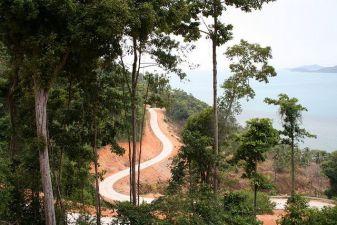 Ко Чанг фото – Кольцевая дорога на Ко Чанге