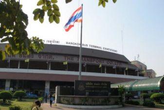 Северный автовокзал Бангкока