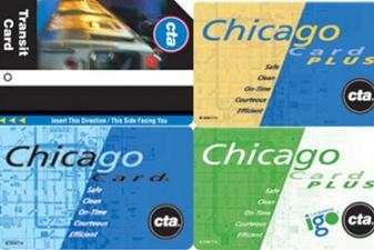 Билеты Chicago Card на транспорт в Чикаго