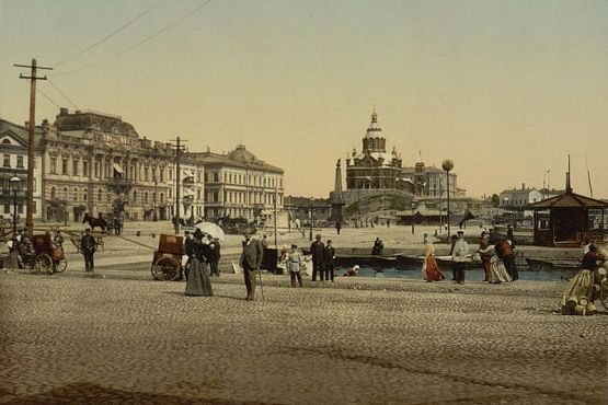Хельсинки фото– Хельсинки в конце XIX в