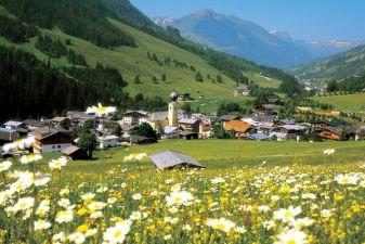 Лето в Австрии